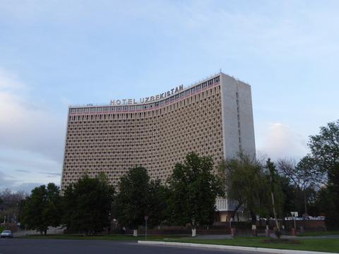 ホテルウズベキスタン3