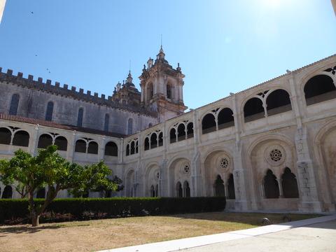 アルコバサ修道院 (19)ドン・ディニスの回廊