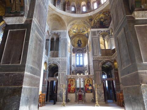 ④オシオス・ルカス修道院 (27)