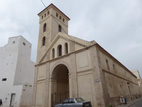 エルジャジーダ 教会