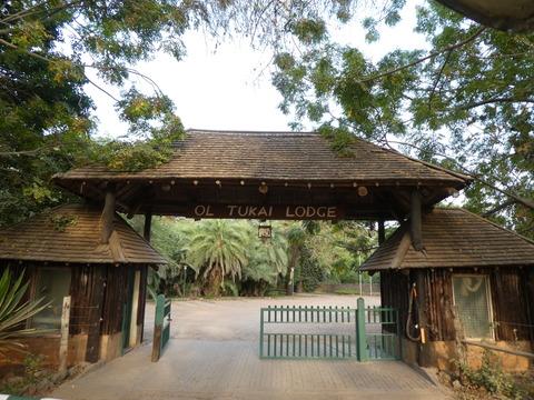 ⑪Ol Tukai Lodge (1)