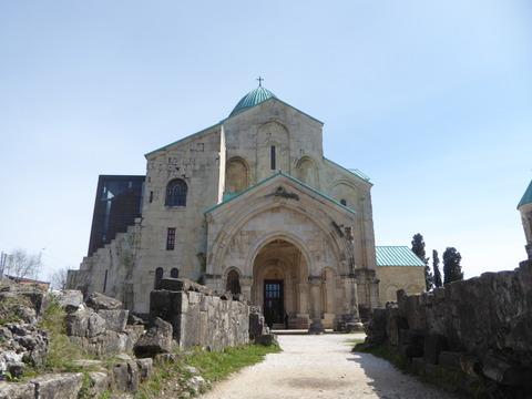 バクラティ大聖堂 (1)