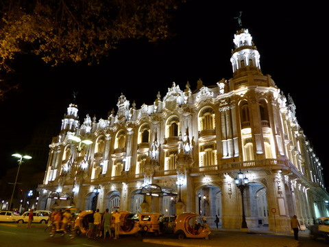 ハバナの夜 (5)ガルシア・ロルカ劇場