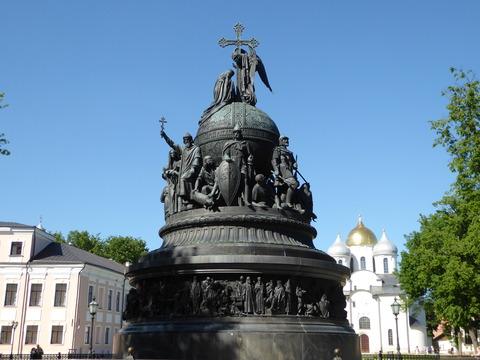 ロシア1000年記念碑 (1)