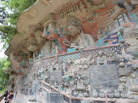 宝頂山石刻 (47)