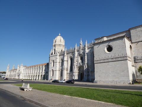 ジェロニモス修道院 (1)