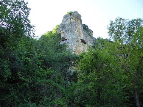 イワノヴォの岩窟教会 (2)