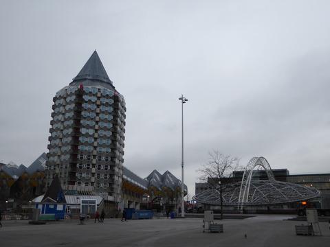 Rotterdam Blaak周辺 (2)