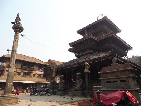 バクタプル (58)ダッタトラヤ寺院
