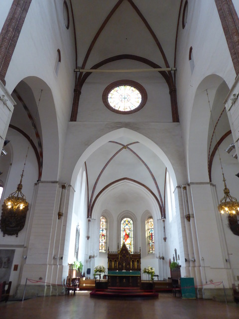 リガ旧市街 (74)リーガ大聖堂