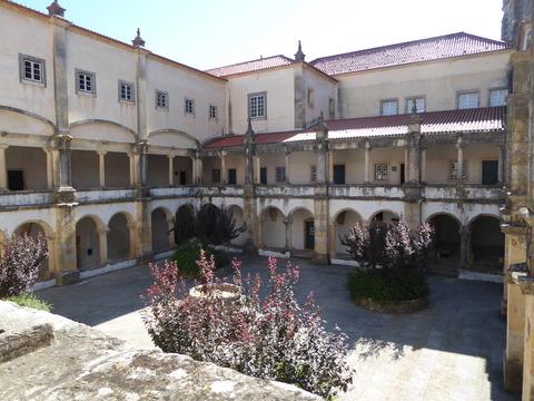 キリスト修道院 (75)Hostery Cloister