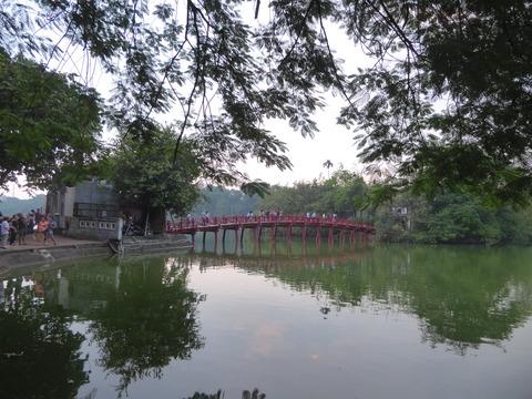 ホアンキエム湖 (1)