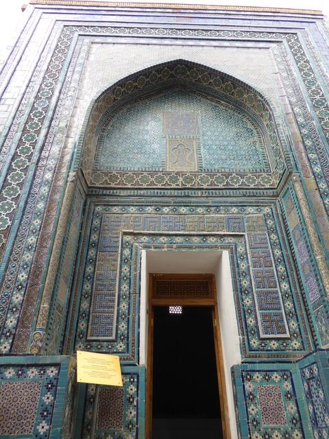 シャーヒズィンダ廟群6 アミール・ゾダ廟