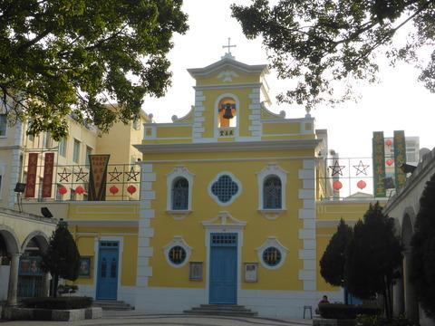 聖フランシスコ・ザビエル教会2