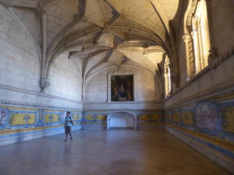 ジェロニモス修道院 (44)食堂
