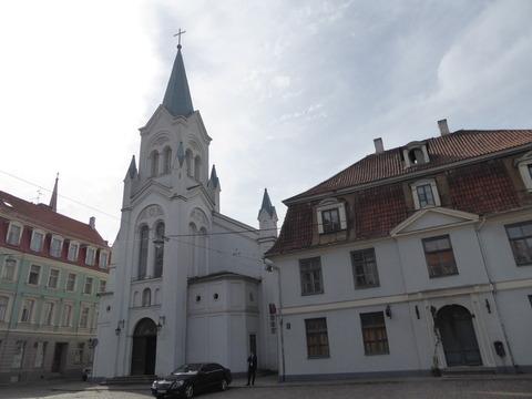 リガ旧市街 (94)英国教会