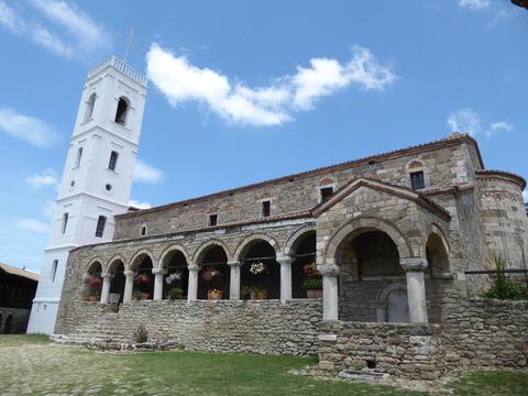 アルデニツァ修道院 (2)