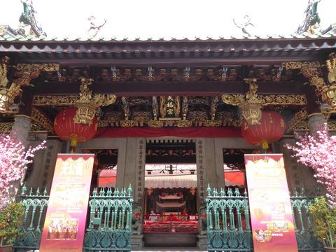 天福宮(シアンホッケン寺院)