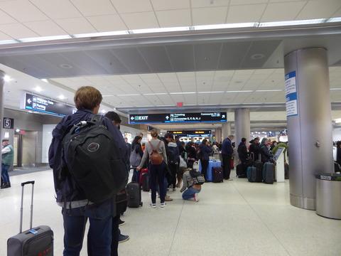 マイアミ空港 (1)