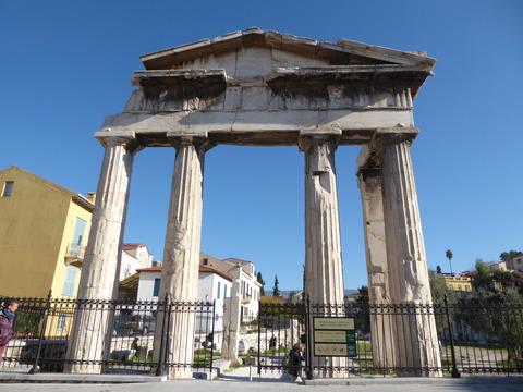 Roman Agora (1)
