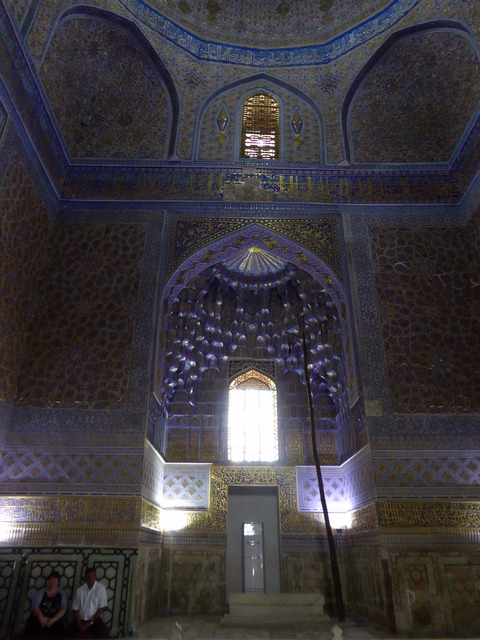 アミール・ティムール廟8