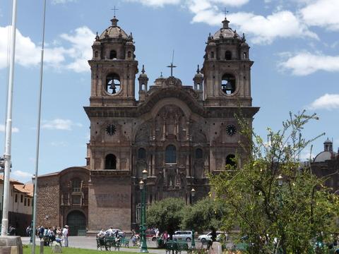 ラ・コンパニーア・デ・ヘスス教会