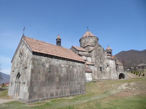 ハフパット修道院 (4)