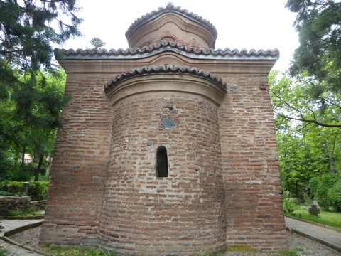 ボヤナ教会 (10)