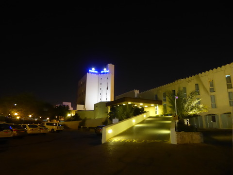 Tulip inn Muscat  downtown (1)