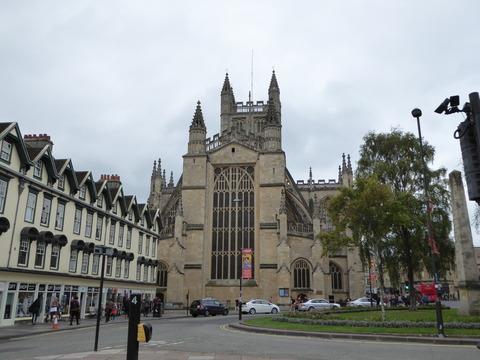 Bath (12) Bath Abbey