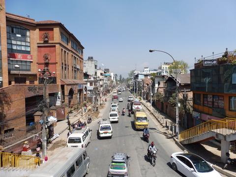 カトマンドゥ街歩き (10)