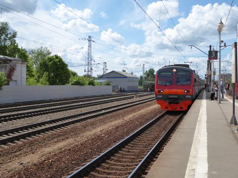 セルギエフポサド駅
