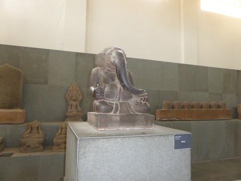 チャム彫刻博物館10