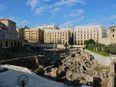 ローマ遺跡(1)