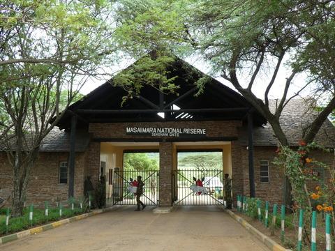 マサイマラ国立保護区 (3)