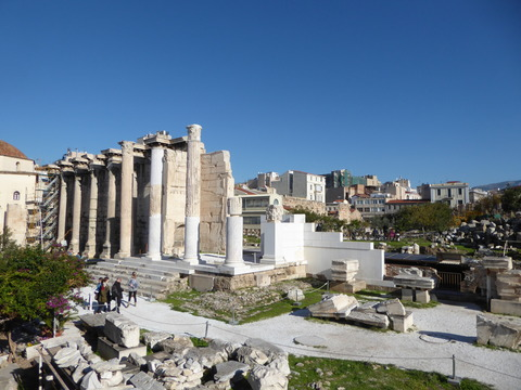 Hadrian Library (18)