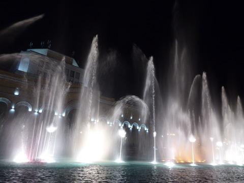 噴水ショー (1)