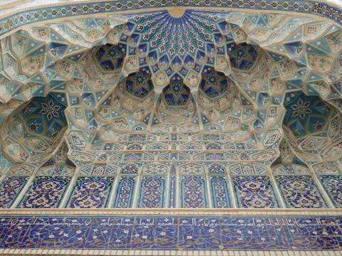 アミール・ティムール廟3