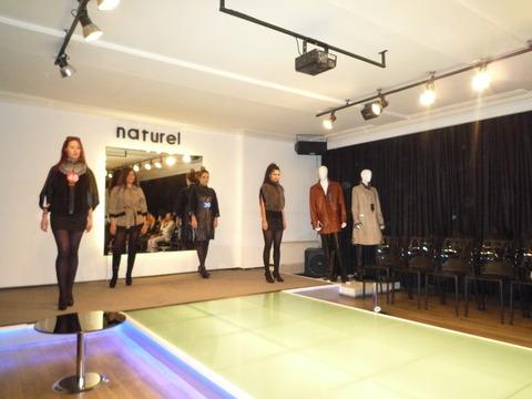 皮製品ショー