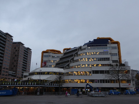 Rotterdam Blaak周辺 (1)