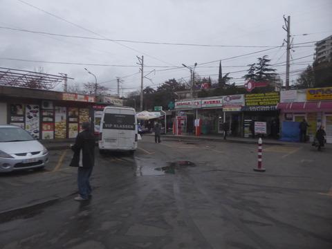 クタイシ行きバス (2)