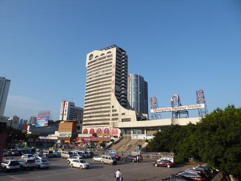 重慶汽車駅 (6)