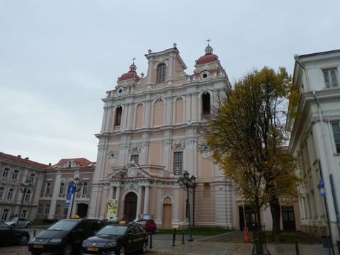 聖カジミエル教会 (1)