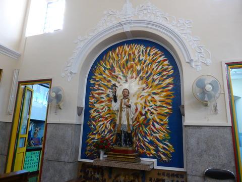 聖フランシスコ・ザビエル教会4