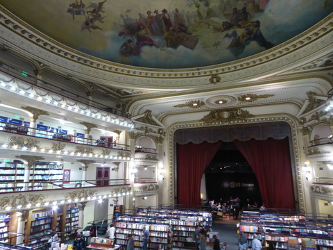 El Ateneo Grand Splendid (9)
