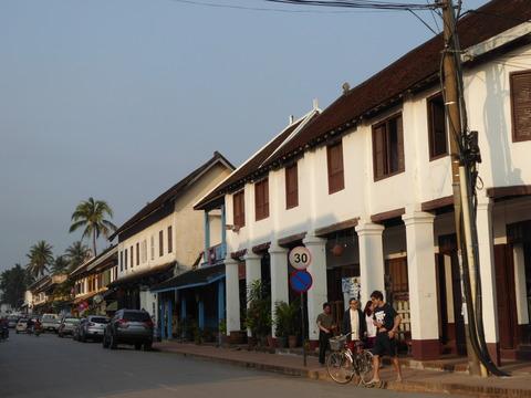 ルアンパバンの街3