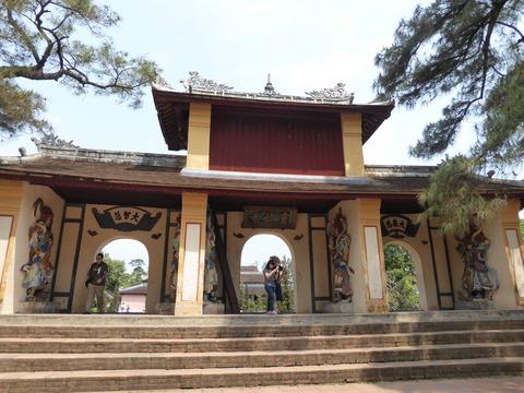 ティエンムー寺4