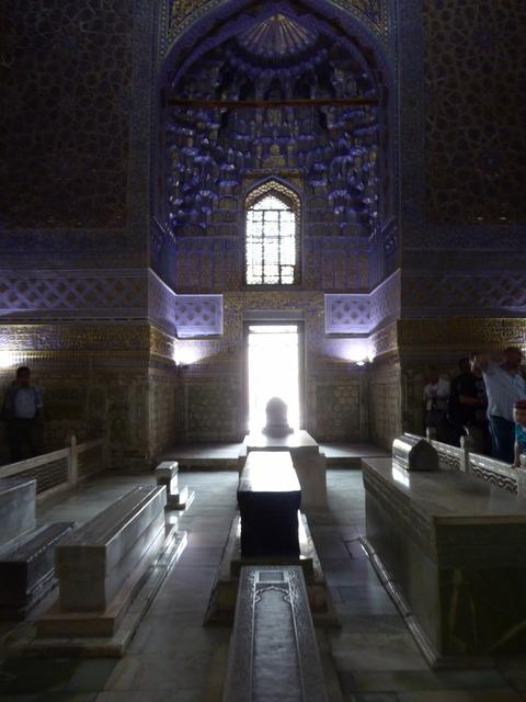 アミール・ティムール廟6