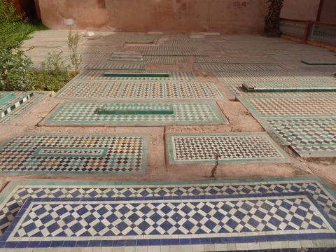 ④サアード朝の墳墓群6