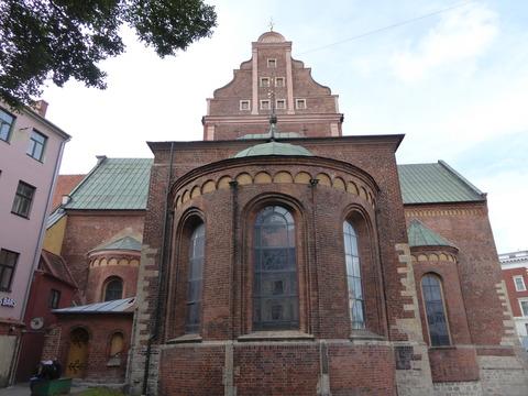リガ旧市街 (61)リーガ大聖堂